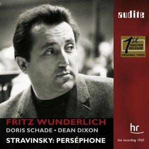 Fritz Wunderlich, Doris Schade & Dean Dixon 歌手頭像