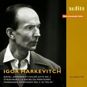 Igor Markevitch, RIAS-Symphonie-Orchester & RIAS Kammerchor 歌手頭像