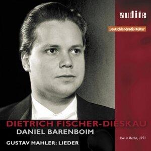 Dietrich Fischer-Dieskau & Daniel Barenboim 歌手頭像
