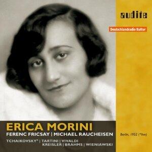 Erica Morini, Ferenc Fricsay & RIAS-Symphonie-Orchester 歌手頭像