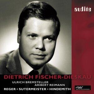 Dietrich Fischer-Dieskau, Aribert Reimann & Ulrich Bremsteller 歌手頭像