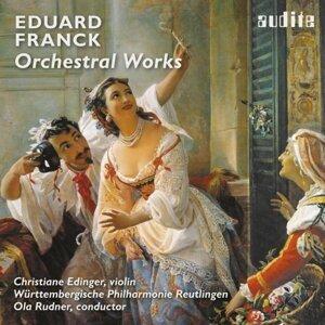 Württembergische Philharmonie Reutlingen & Ola Rudner 歌手頭像