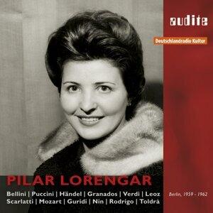 Pilar Lorengar, Berliner Philharmoniker, Radio-Symphonie-Orchester Berlin, RIAS Kammerchor, Arthur Rother, Ferdinand Liva, Fried Walter & RIAS-Unterhaltungsorchester 歌手頭像