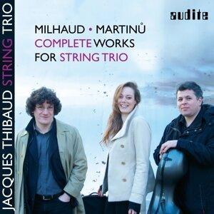 Jacques Thibaud String Trio 歌手頭像