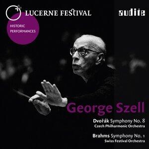 George Szell, Czech Philharmonic Orchestra & Schweizerisches Festspielorchester 歌手頭像