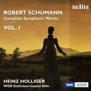 WDR Sinfonieorchester Köln & Heinz Holliger 歌手頭像