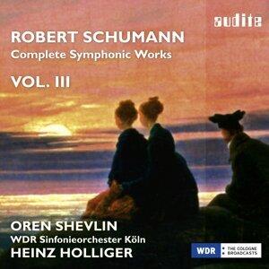 Oren Shevlin, WDR Sinfonieorchester Köln & Heinz Holliger 歌手頭像
