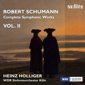 Heinz Holliger & WDR Sinfonieorchester Köln 歌手頭像