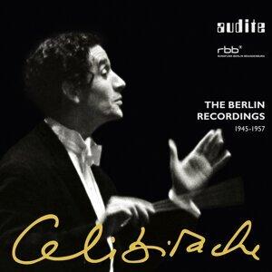 Berliner Philharmoniker, Sergiu Celibidache, Rundfunk-Sinfonieorchester Berlin & Radio-Symphonie-Orchester Berlin 歌手頭像