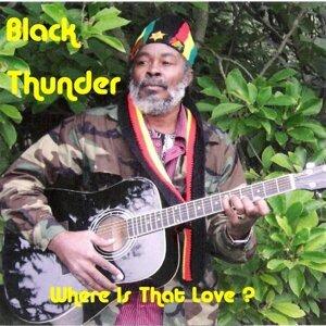 Black Thunder アーティスト写真