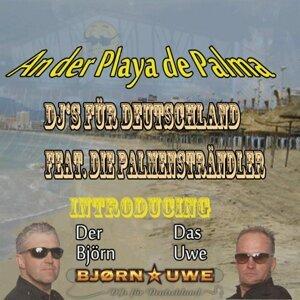 DJ's für Deutschland feat. die Palmensträndler introducing Der Björn & das Uwe 歌手頭像