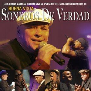 Soneros de Verdad & Luis Frank Arias 歌手頭像