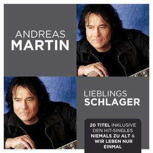 Andreas Martin 歌手頭像