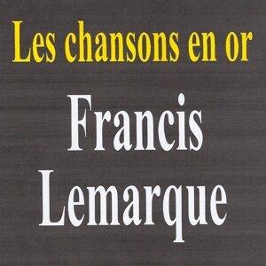 Francis Lemarque 歌手頭像