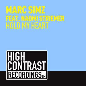 Marc Simz featuring Naomi Striemer 歌手頭像