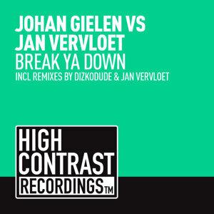 Johan Gielen vs Jan Vervloet 歌手頭像