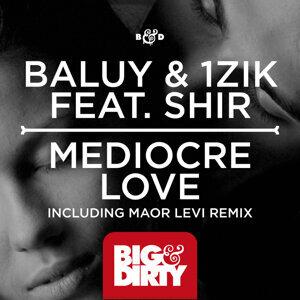 Baluy & 1zik featuring Shir 歌手頭像