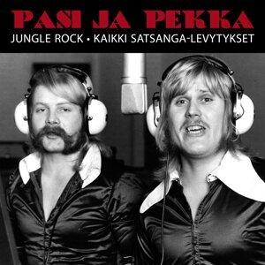 Pasi ja Pekka 歌手頭像