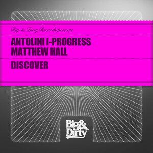 Antolini i-Progress and Matthew Hall 歌手頭像