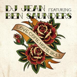 DJ Jean featuring Ben Saunders 歌手頭像