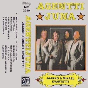 Jaakko & Mikael Kvartetti 歌手頭像