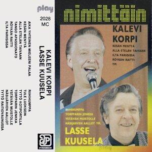 Kalevi Korpi & Lasse Kuusela 歌手頭像