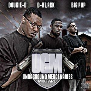 Big Pup, Dougie D, D-Black 歌手頭像