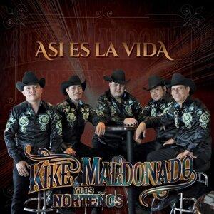 Kike Maldonado Y Los NorteÑos 歌手頭像