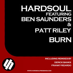 Hardsoul featuring Ben Saunders and Patt Riley 歌手頭像