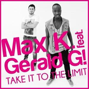 Max K. feat. Gerald G! Artist photo