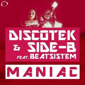 Discotek & Side-B feat. Beatsistem 歌手頭像