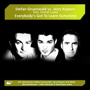 Stefan Gruenwald vs. Jerry Ropero feat. Daniel Lopes 歌手頭像