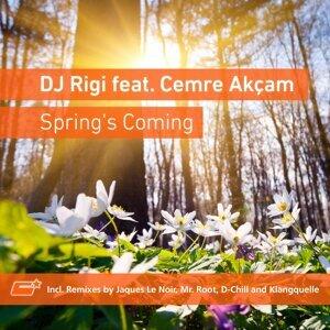 DJ Rigi feat. Cemre Akcam 歌手頭像