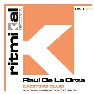 Raul de la Orza 歌手頭像