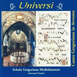 Schola Gregoriana Mediolanensis, Giovanni Vianini