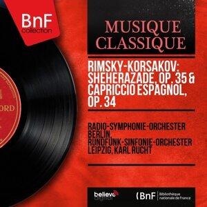 Radio-Symphonie-Orchester Berlin, Rundfunk-Sinfonie-Orchester Leipzig, Karl Rucht 歌手頭像
