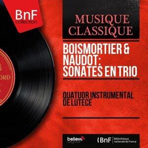 Quatuor instrumental de Lutèce, Jacques Royer, Émile Mayousse, Huguette Dreyfus, Jean Deferrieux 歌手頭像