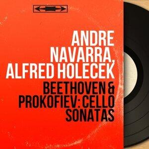 André Navarra, Alfred Holeček 歌手頭像