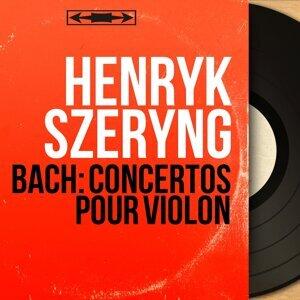 Henryk Szeryng, Denyse Gouarne 歌手頭像