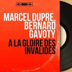 Marcel Dupré, Bernard Gavoty 歌手頭像