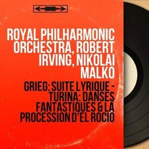 Royal Philharmonic Orchestra, Robert Irving, Nikolai Malko 歌手頭像