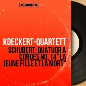Koeckert-Quartett, Rudolf Koeckert, Willi Buchner, Oskar Riedl, Josef Merz 歌手頭像