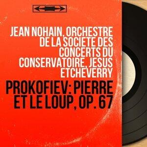 Jean Nohain, Orchestre de la Société des concerts du Conservatoire, Jésus Etchéverry 歌手頭像