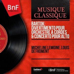 Micheline Lemoine, Louis de Froment 歌手頭像