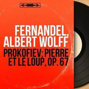 Fernandel, Albert Wolff 歌手頭像