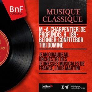 Jean Giraudeau, Orchestre des Jeunesses musicales de France, Louis Martini 歌手頭像