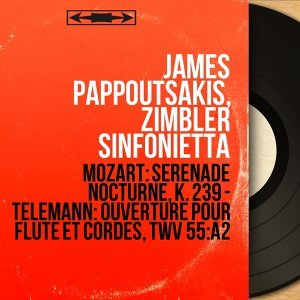 James Pappoutsakis, Zimbler Sinfonietta 歌手頭像