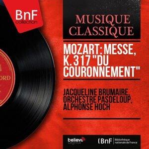 Jacqueline Brumaire, Orchestre Pasdeloup, Alphonse Hoch 歌手頭像