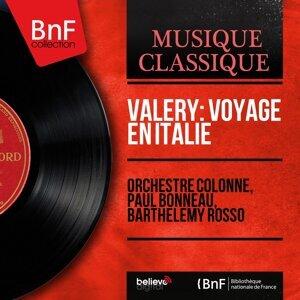 Orchestre Colonne, Paul Bonneau, Barthélémy Rosso 歌手頭像