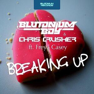 Blutonium Boy with Chris Crusher feat. Freya Casey 歌手頭像